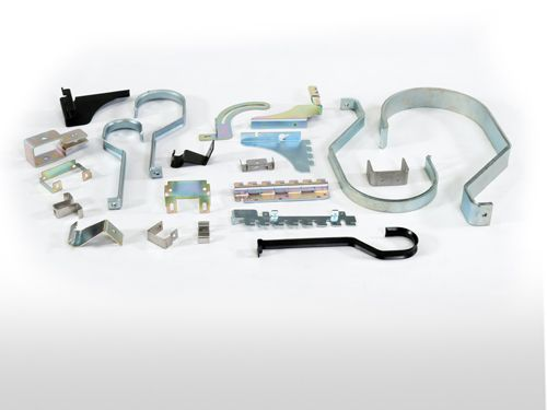 Clamps and Cantilever Brackets